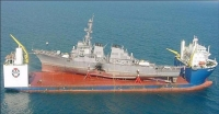Blue Marlin: το τεράστιο ημιβυθιζόμενο πλοίο μεγάλων φορτίων