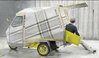 Bufalino: ένα εντυπωσιακό ... όχημα από τον Cornelius Comanns
