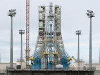 Εκτόξευση δορυφόρου Galileo από το Ευρωπαϊκό Διαστημικό Κέντρο της Γαλλικής Γουϊάνας